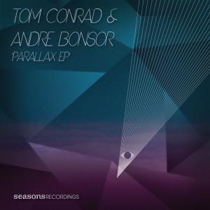 Tom Conrad & Andre Bonsor 'Parallax EP' [2014]